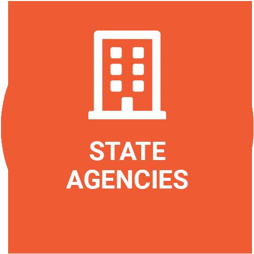 Red Agencies Icon