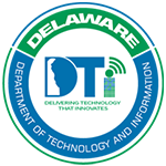 Picture of the Delaware Department of Information logo