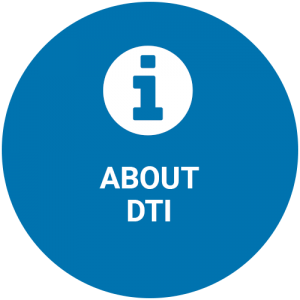 About DTI Icon