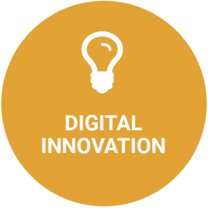 Digital Innovation Icon